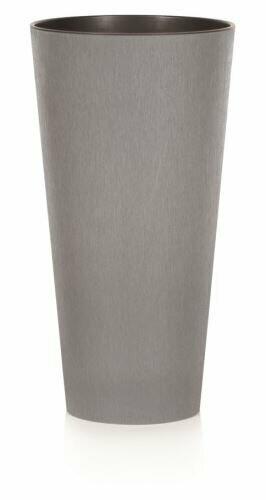 Blumentopf TUBUS SLIM CONCRETE grau 15cm