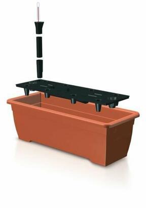 Box BALKON KANNE 50 cm + Bewässerungssystem