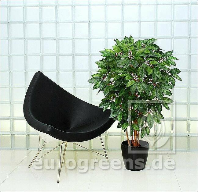Kunstbaum Kaffeebaum 160 cm