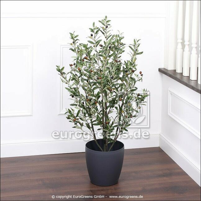Kunstbaum Olivenbaum 110 cm
