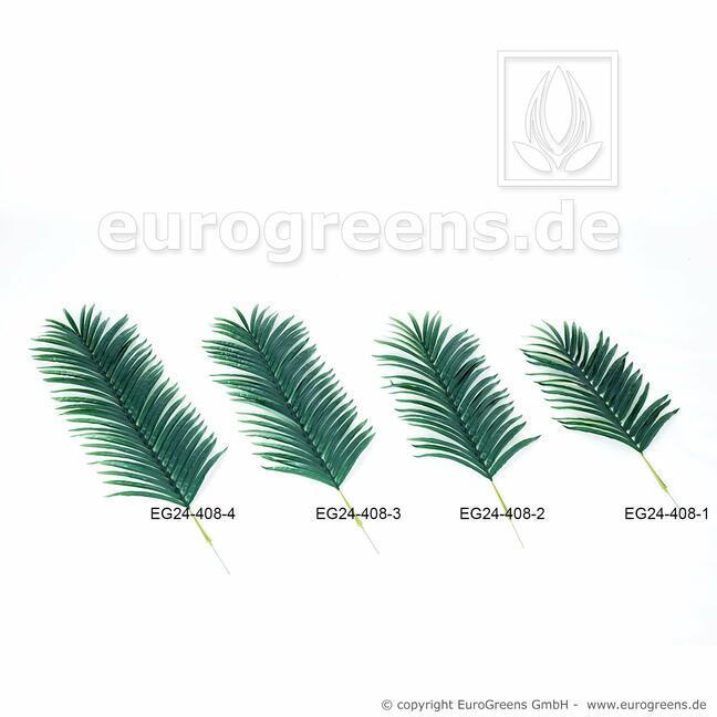 Künstliche Blattpalme Areca 100 cm
