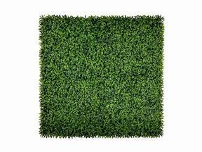 Künstliche Blatttafel Lilie - 50x50 cm