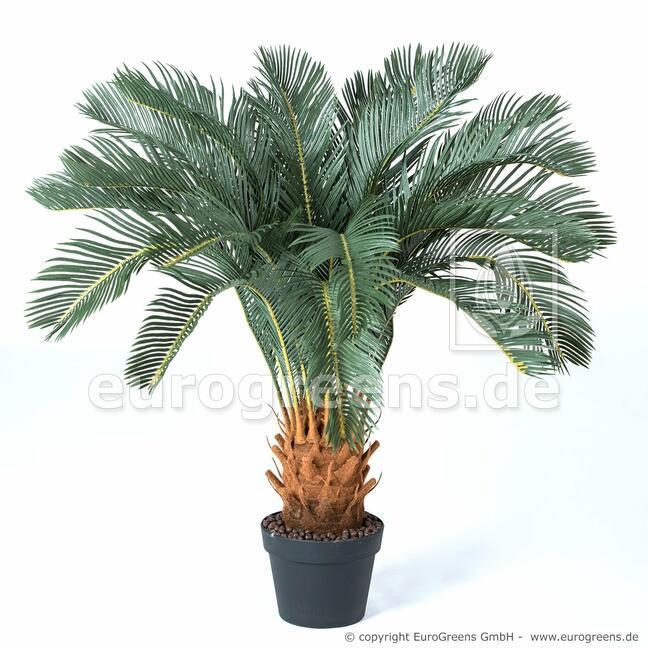 Künstliche Palme Cycas 90 cm