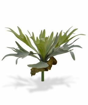 Künstliche Pflanze Geweih 30 cm