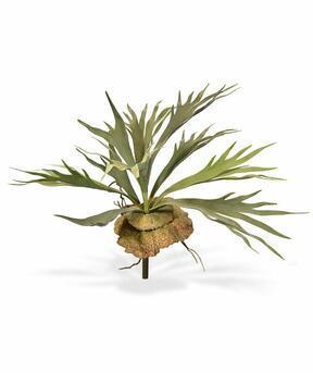 Künstliche Pflanze Geweih 40 cm