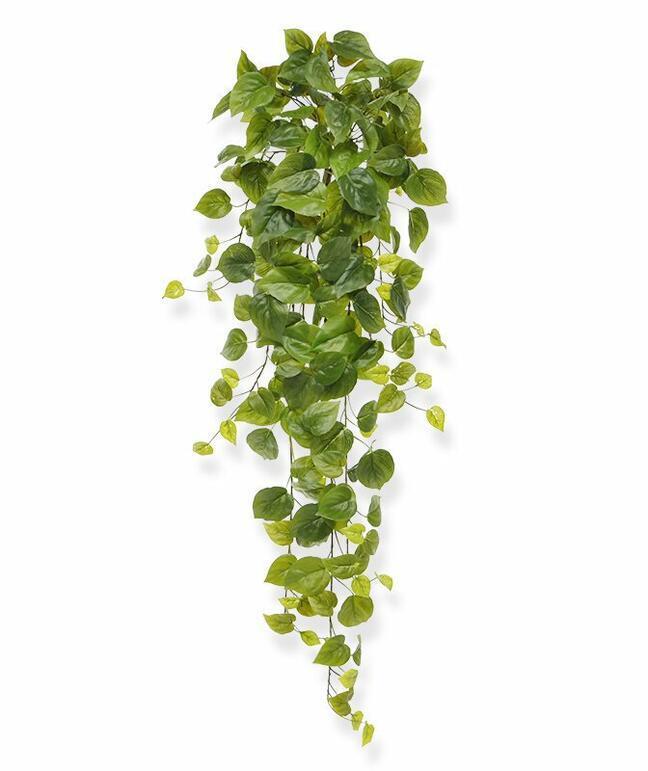 Künstliche Ranke Philodendron 80 cm
