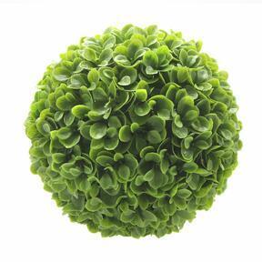 Künstlicher Ball Jadeblatt 45 cm
