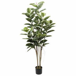 Künstlicher Feigenbaum leierblättrig 150 cm