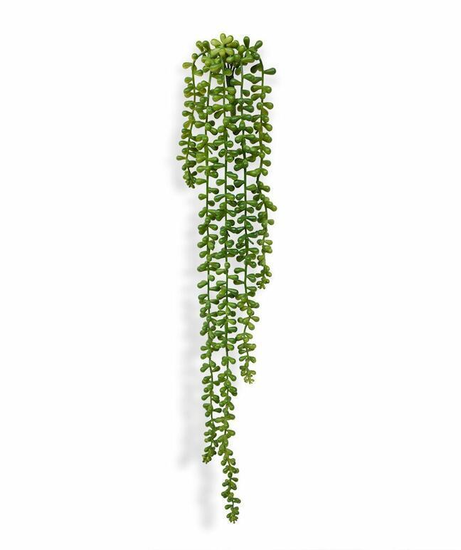 Künstlicher Tentakel Senecio 55 cm