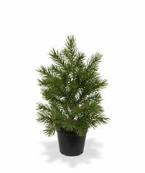 Künstlicher Weihnachtsbaum 28 cm