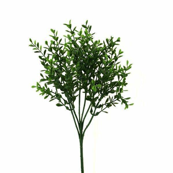 Künstlicher Zweig Buxus 30 cm