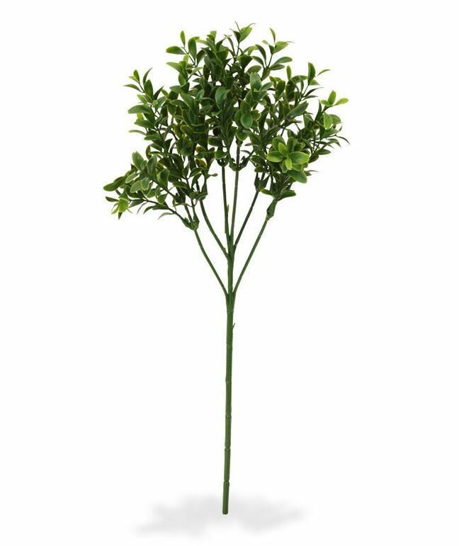 Künstlicher Zweig Buxus 50 cm