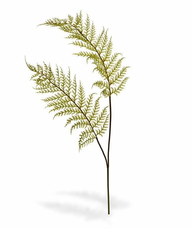 Künstlicher Zweig Farn 80 cm