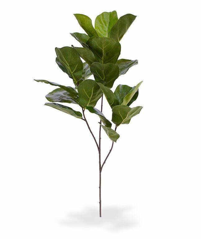 Künstlicher Zweig Feigenbaum 70 cm
