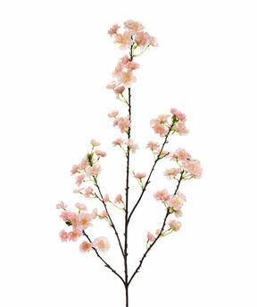 Künstlicher Zweig Rosa Kirsche 125 cm
