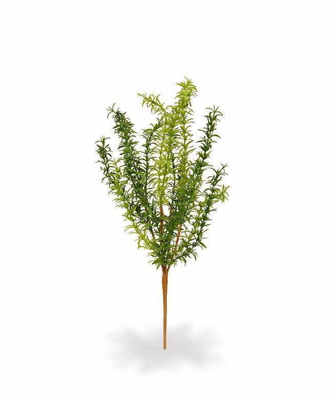 Künstlicher Zweig Rosmarin 40 cm