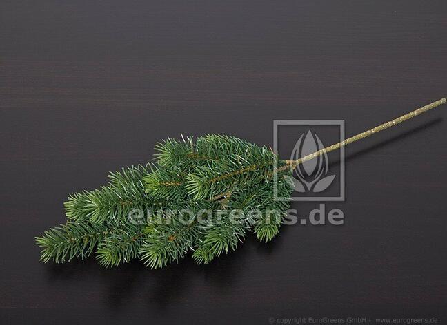 Künstlicher Zweig Tanne 65 cm