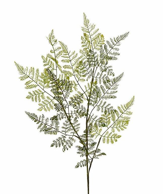 Künstlicher Zweig Weiblicher Farn 90 cm