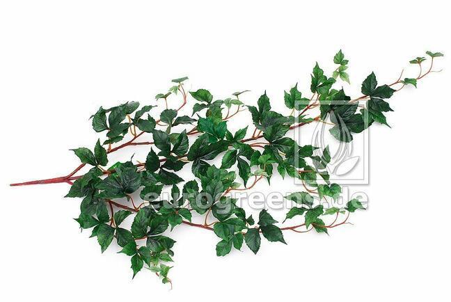 Künstlicher Zweig Weinrebe 75 cm