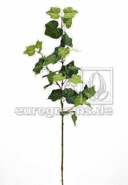Künstlicher Zweig Weinrebe 95 cm