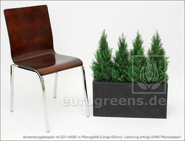 Künstlicher Zypressenbaum 65 cm