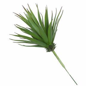 Kunstpflanze Agave grün 20 cm