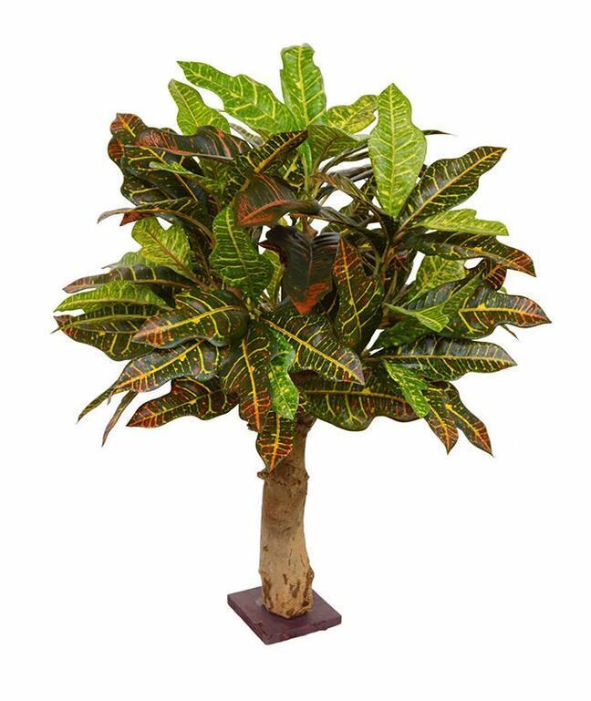 Kunstpflanze Crotone 65 cm