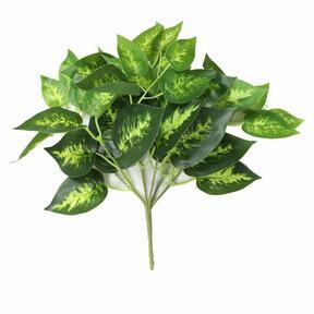 Kunstpflanze Difenbachia 25 cm