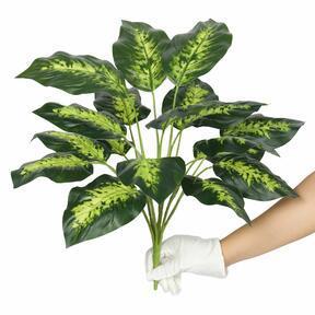Kunstpflanze Dífenbachia 50 cm