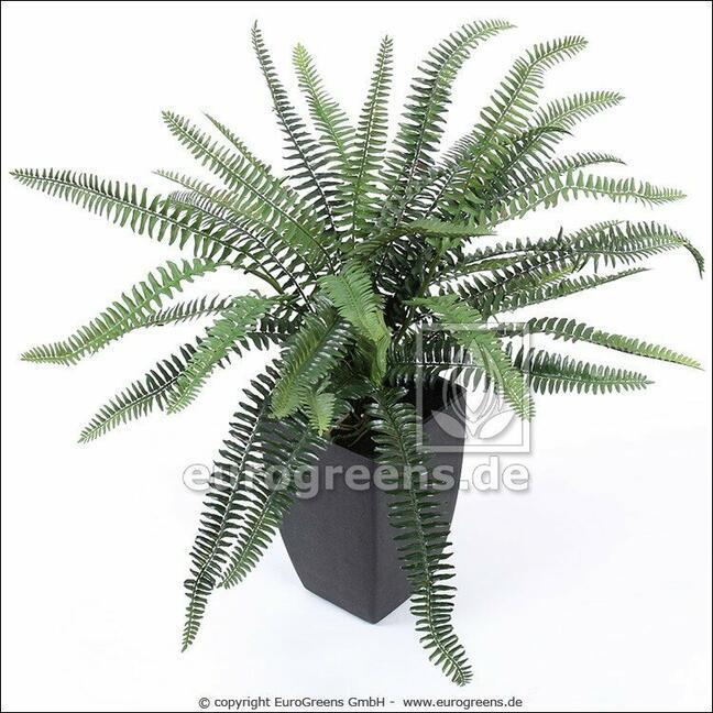 Kunstpflanze Farn 50 cm