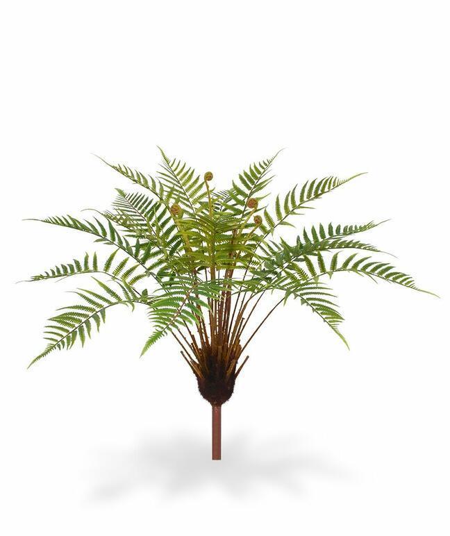 Kunstpflanze Farn 75 cm