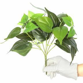 Kunstpflanze Philodendron Cordatum 25 cm