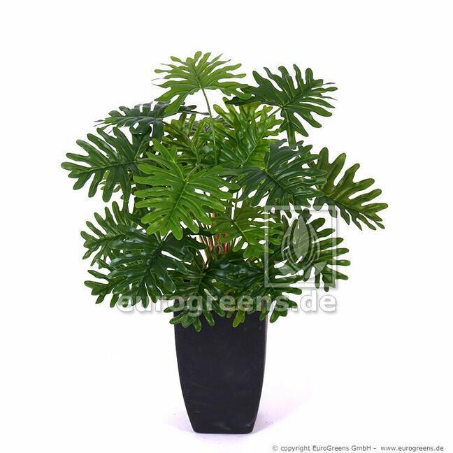 Kunstpflanze Philodendron xanadu 40 cm