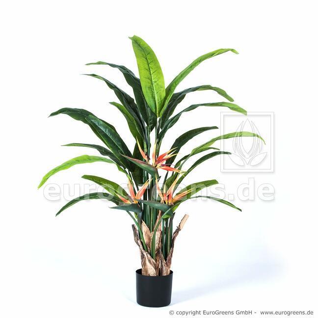 Kunstpflanze Shooting blühend 120 cm 120
