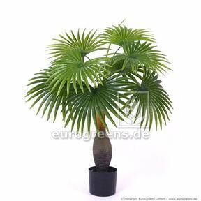 Livistona künstliche Palme 100 cm