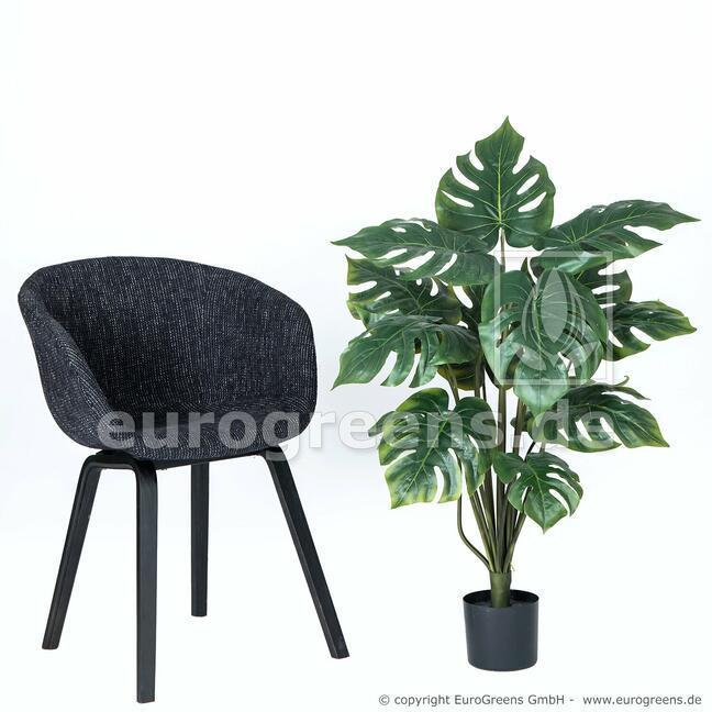 Monstera Kunstpflanze 90 cm