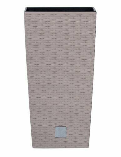 RATO SQUARE Blumentopf + Mokkaeinsatz 28,7 cm