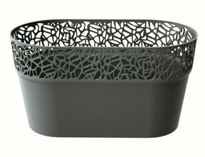 Spitzenbox NATURO graphit 27,5 cm