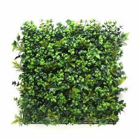 Tropische Kunsttafel - 50x50 cm